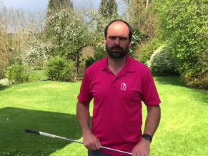 Golf Pros at Home 13: les 20 premiers centimètres du swing