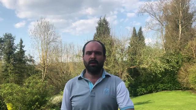 Golf Pros At Home 12: La rotation