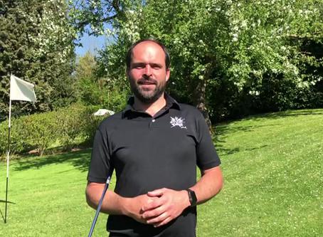 Golf Pros at Home 16: L'action des mains par Gaétan