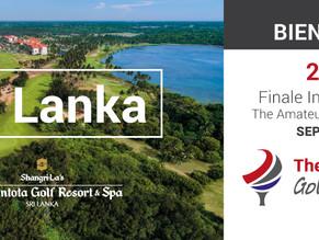 Amateur Golf World Cup 2019: On the way to Sri Lanka!