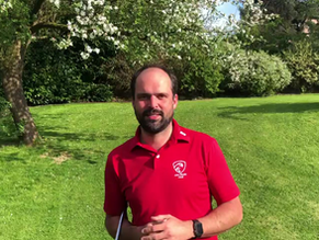 Golf Pros at Home 14: Le chipping