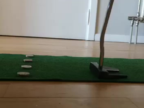 Golf Pros at Home 2: Putting