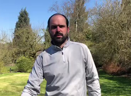 Golf Pros at Home 8: Le swing Gauche-Droite du 1er avril