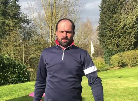Golf Pros at Home10: Accélérer, mais au bon moment!