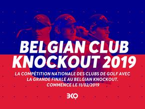 Le Belgian Knock Out des Clubs
