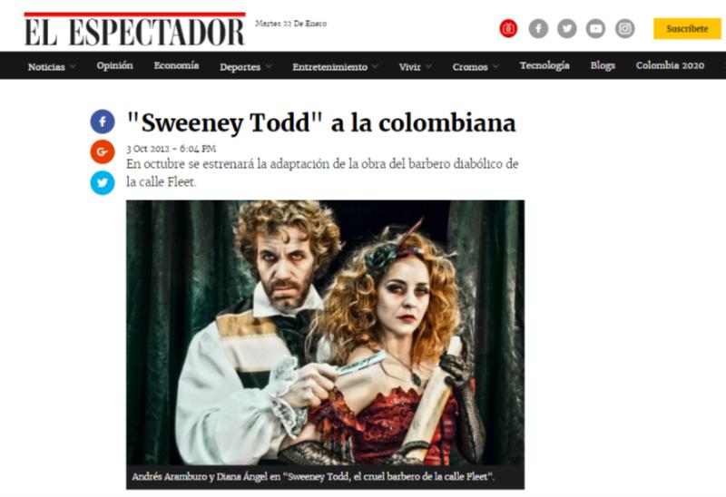Sweeney en El Espectador.png