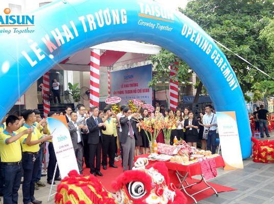 泰昇越南 胡志明市新辦公室 開幕典禮