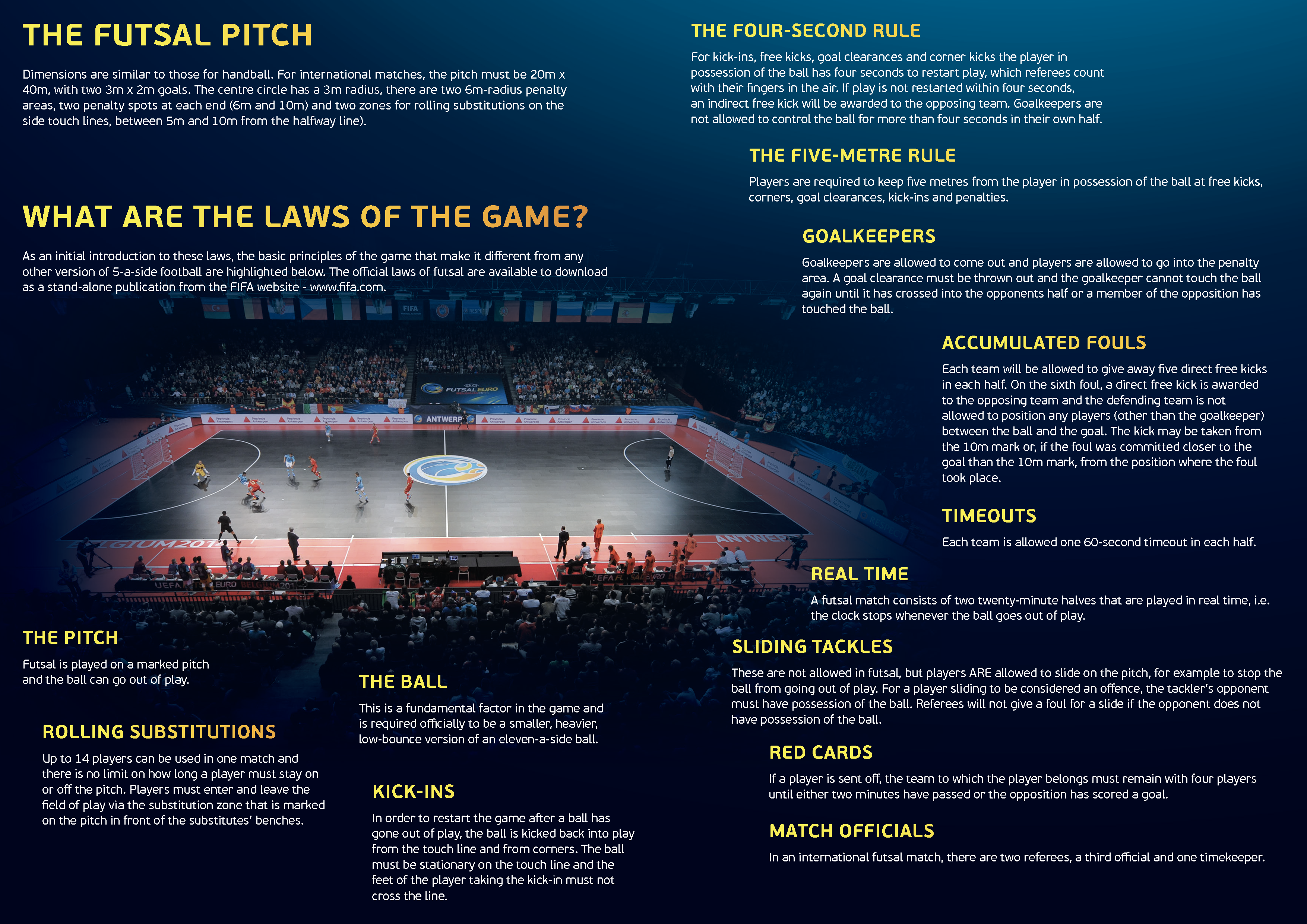 Why Play Futsal - UEFA 4