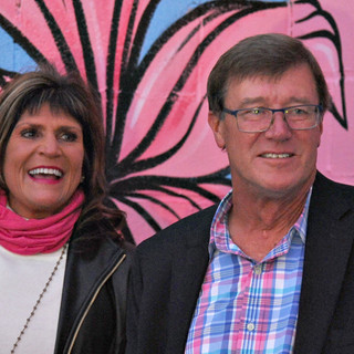 Raeann and Rick Guiley, 2020 CItizen(s) of the Year
