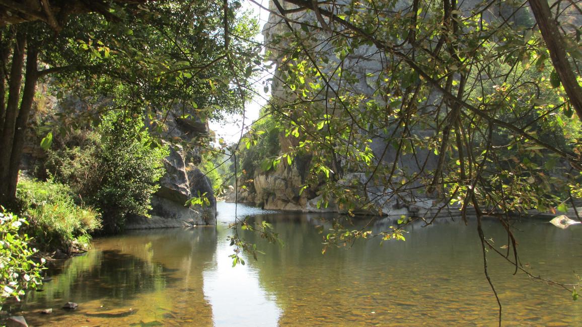 Gorge de Cabril Lousã