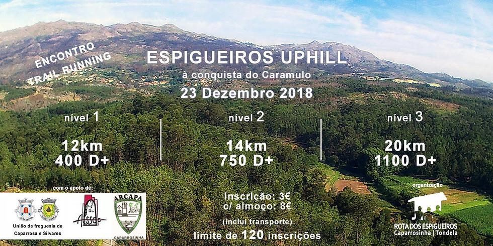 Espigueiros Uphill