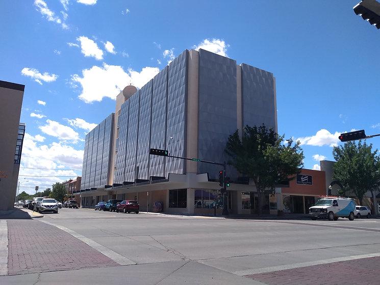 J.P. White building