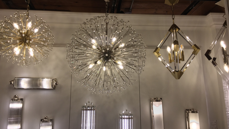 Visual Comfort Lighting at High Point