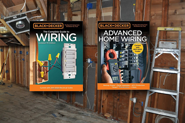 DIY Wiring? Installing light fixtures yourself..these are the books that I have used.