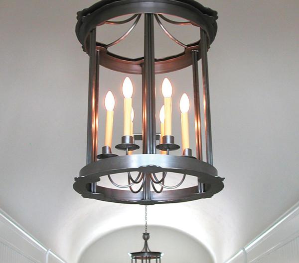 Foyer Tips Choosing a Light Fixture