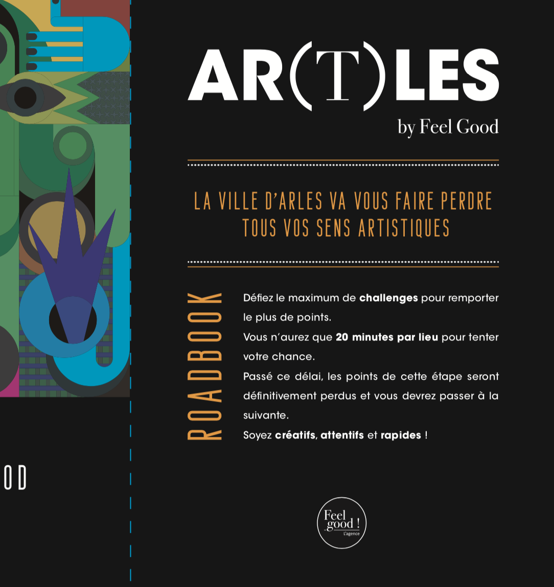 AR(t)LES by Feel Good