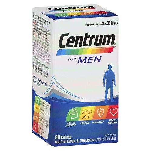Centrum For Men 90 Tablets Exclusive Size