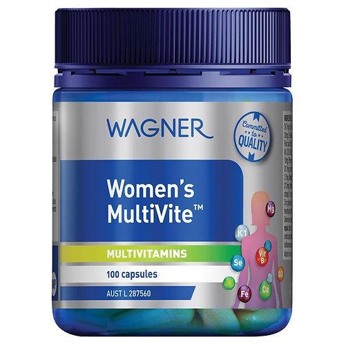 Wagner Womens Multivite 100 Capsules
