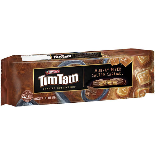 Arnott's Tim Tam Crafted Collection Murray River Salted Caramel 160g