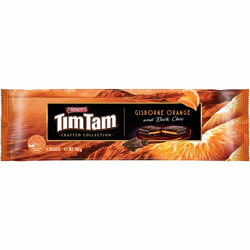 Arnott's Tim Tam Gisborne Orange 160g