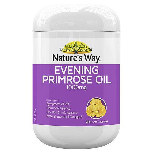 Nature's Way Evening Primrose Oil 200 Soft Capsules