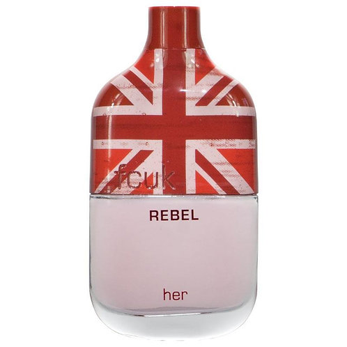 FCUK Rebel Her Eau de Parfum 100ml Spray