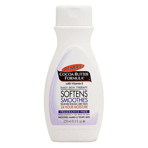 Palmers Cocoa Butter Formula with Vitamin E/ Fragrance Free Lotion 400ml
