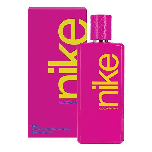 Nike Woman Pink Eau De Toilette 100ml