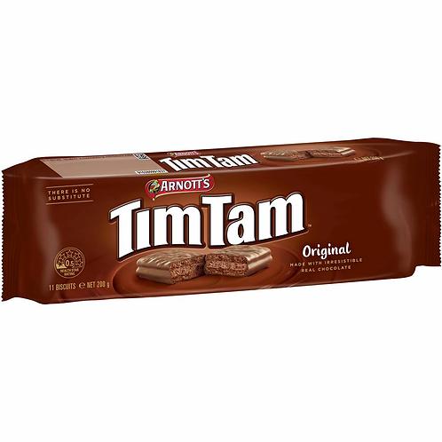 Arnott's Tim Tam Chocolate Original 200g