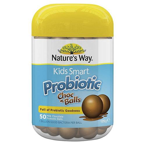 Nature's Way Kids Probiotic Balls 50
