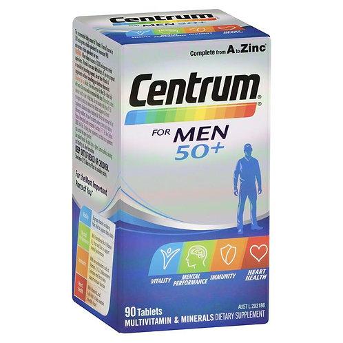Centrum For Men 50+ 90 Tablets