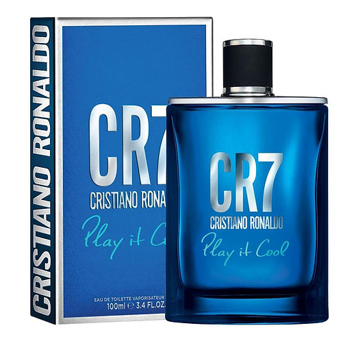 Cristiano Ronaldo CR7 Play It Cool Eau De Toilette 100ml Spray