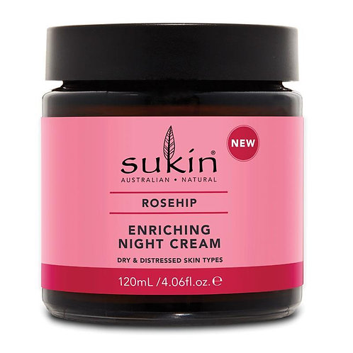 Sukin Rosehip Enriching Night Cream 120ml