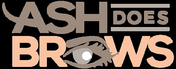 ash dos brows logo png