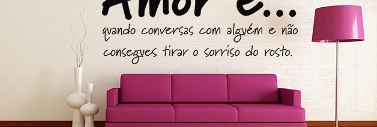 Amor é...