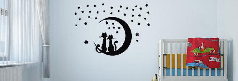 Gatos ao Luar