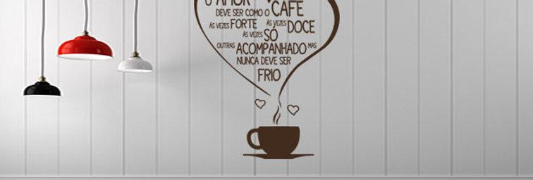 O Amor é como o Café
