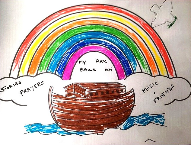 What a great message, we are sailing on...
