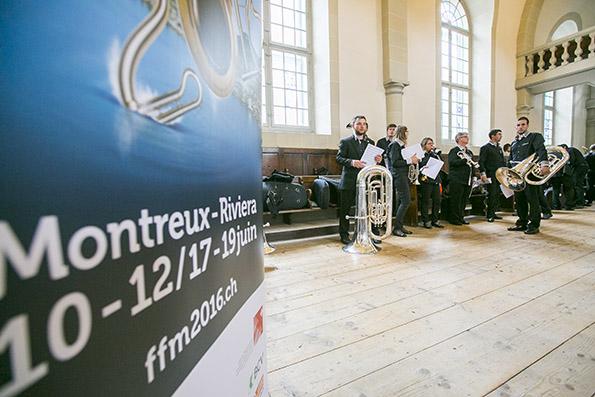 Fête Fédérale 2016 à Montreux
