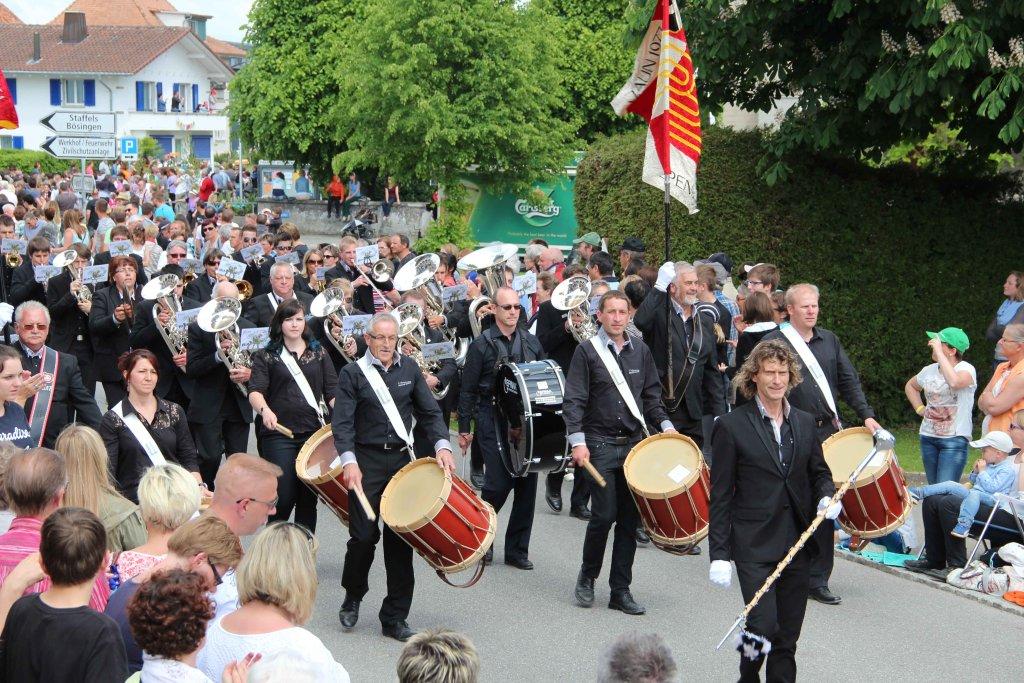 Fête Cantonale à Wunnewil