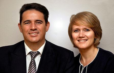 Past. Chris en Sus. AnnelieDu Plessis