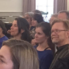 Audience at UNE