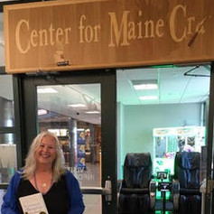 Jane at Center for Maine Craft
