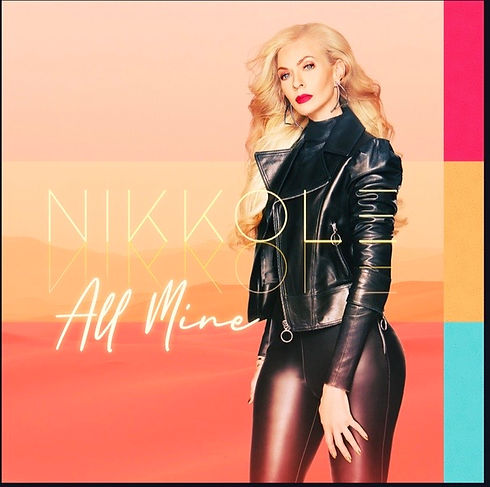 Single Cover - Nikkole - All Mine.JPG