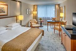 Premium Deluxe room-Kempinski Hotel Corv