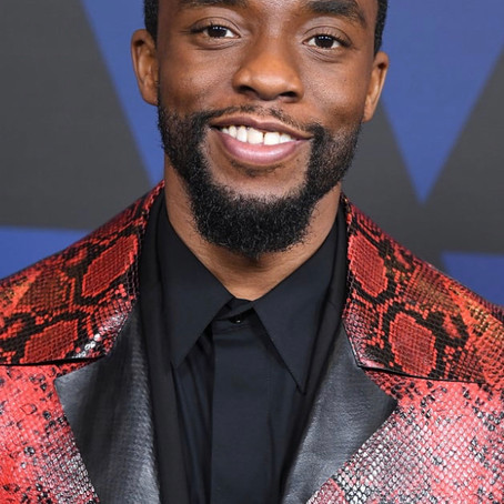 How strong is your impact? Chadwick Boseman's purpose surpasses his pain.