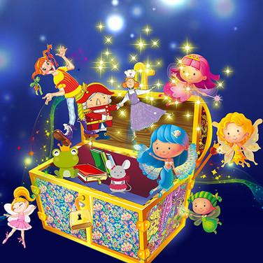 Сказки из волшебного сундучка