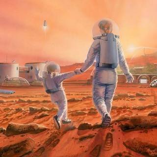 Космос и земляне