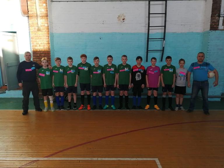 Футболисты Малиновского поселения