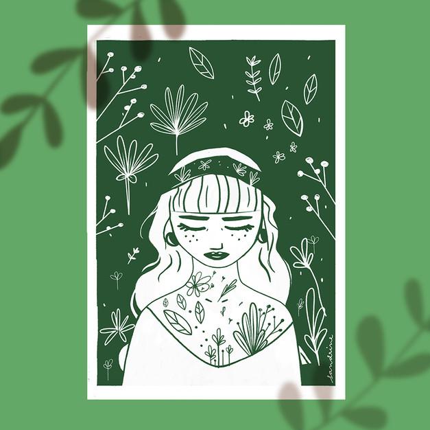 Flower Girl 02